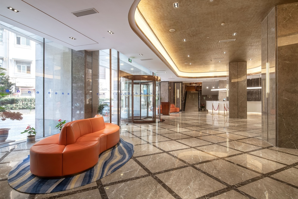 Lobby, New Harbour Service Apartments