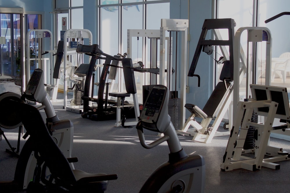 Fitness Facility, The Suites at Americano Beach