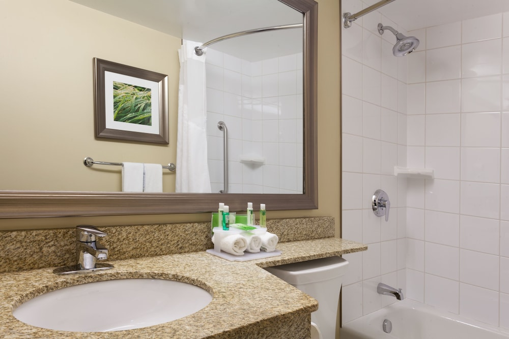 Bathroom, Holiday Inn Express & Suites Fredericton