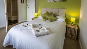 Iron/ironing board, free cots/infant beds, free rollaway beds, free WiFi