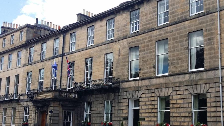The Royal Scots Club Edinburgh