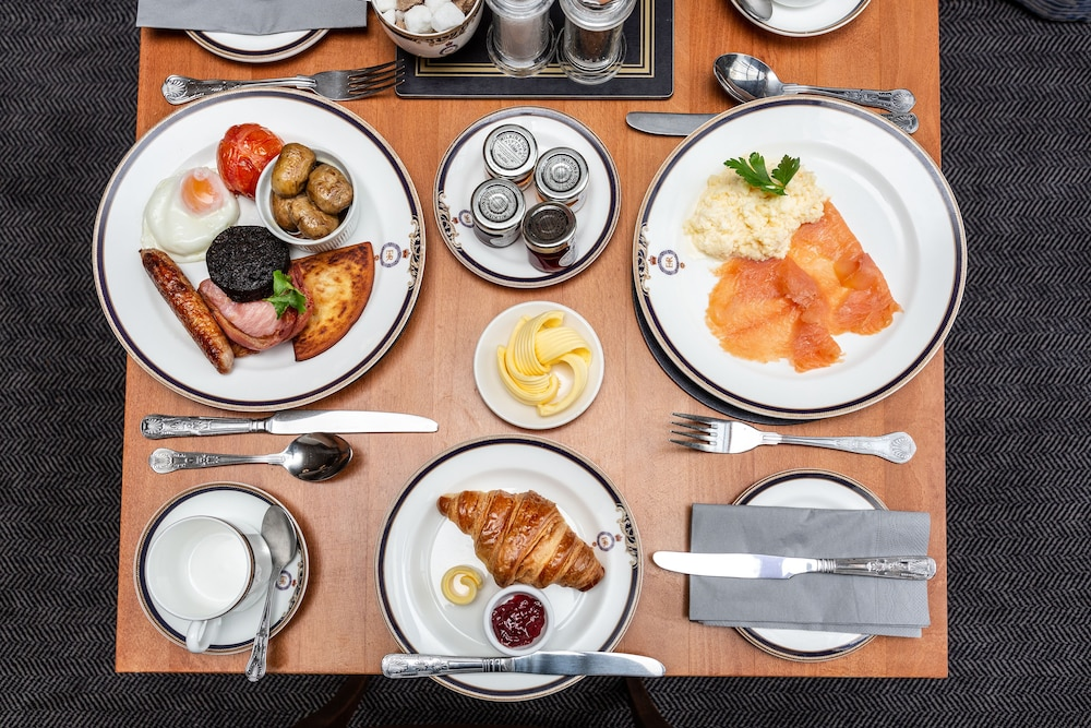 Breakfast Meal, The Royal Scots Club Edinburgh