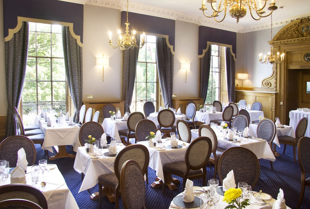 Restaurant, The Royal Scots Club Edinburgh