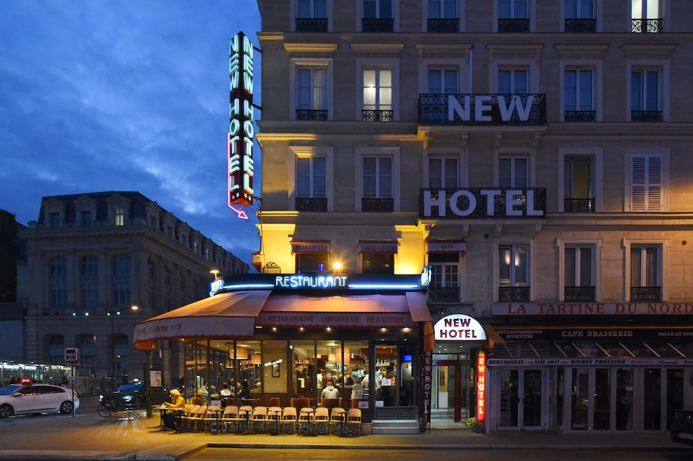New Hotel Gare Du Nord Paris Fra Best Price Guarantee