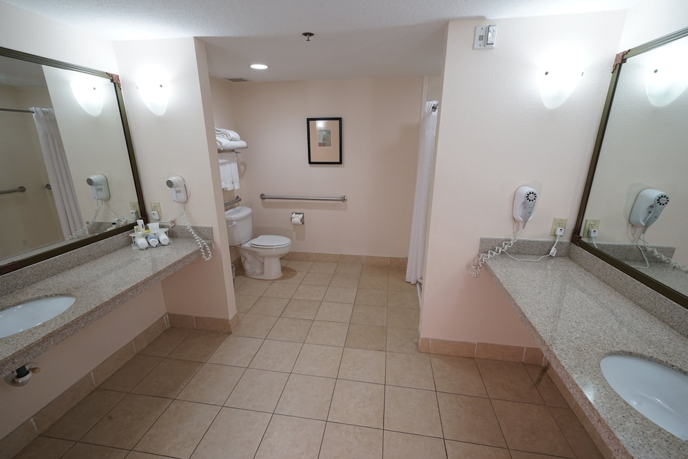 Bathroom, Holiday Inn Express Hotel & Suites Tampa Northwest - Oldsmar