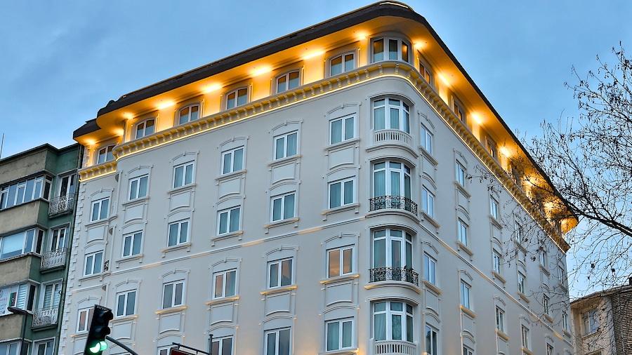 Bulvar Palas & Spa Old City Hotel