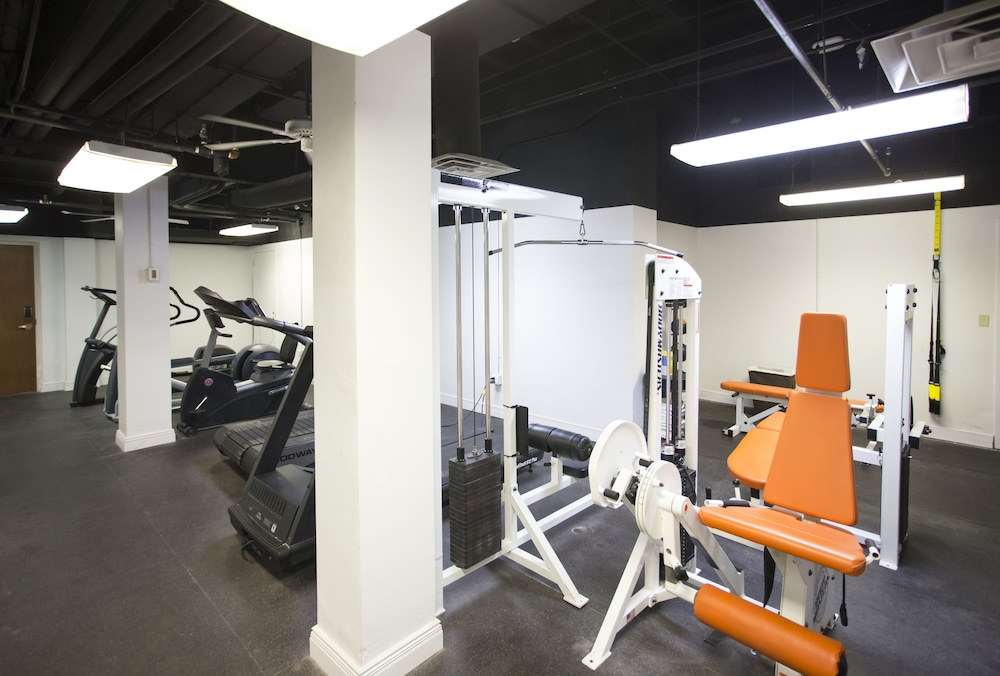 Fitness Facility, The Atherton Hotel At OSU