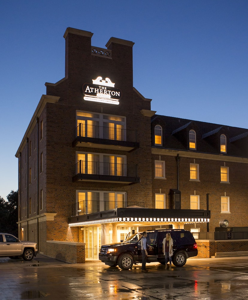 Front of Property - Evening/Night, The Atherton Hotel At OSU