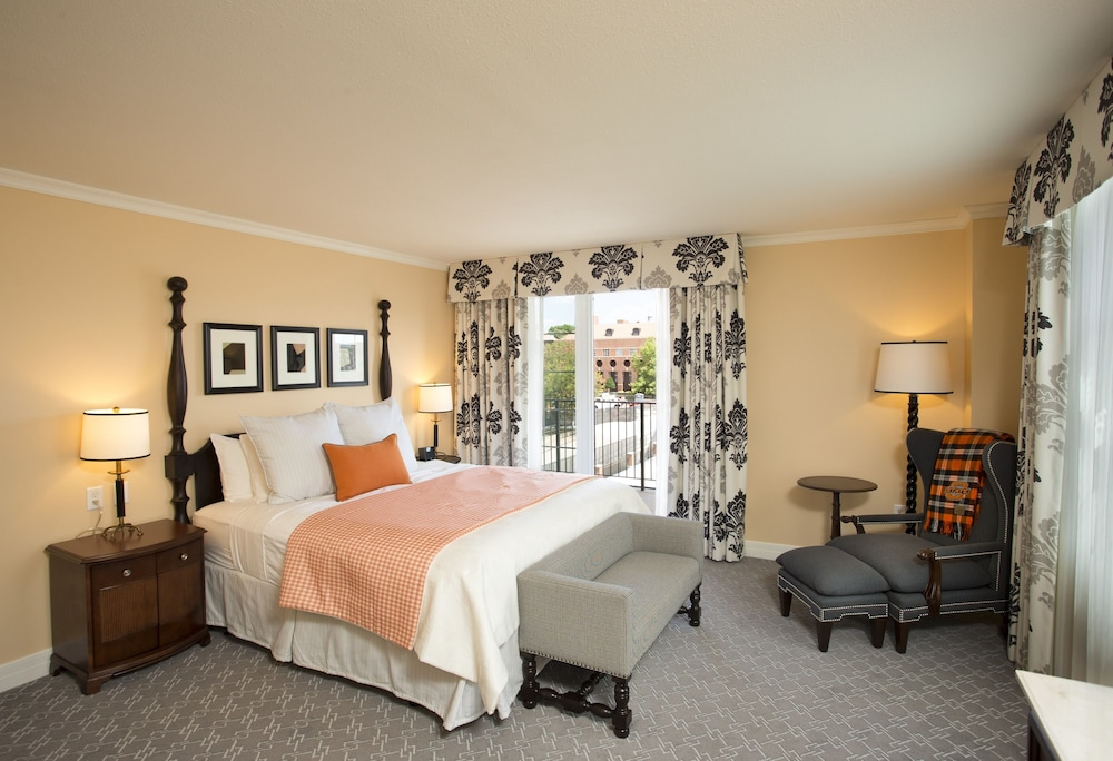 Room, The Atherton Hotel At OSU