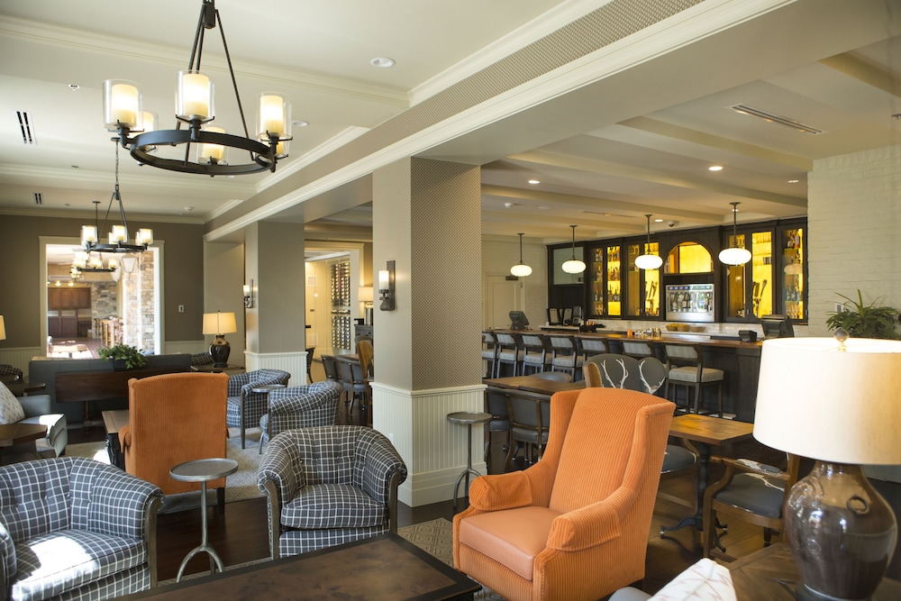 Bar, The Atherton Hotel At OSU