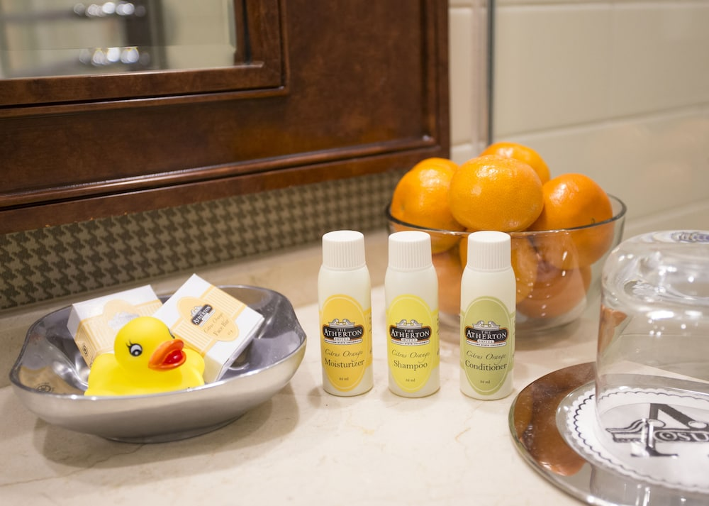 Bathroom Amenities, The Atherton Hotel At OSU
