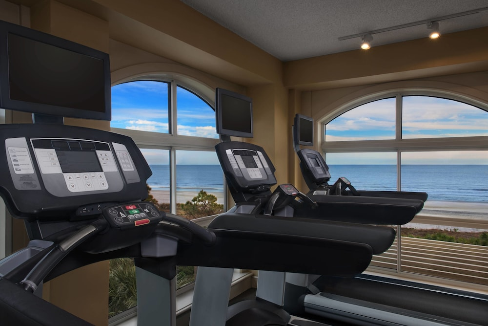 Fitness Facility, Marriott's Grande Ocean