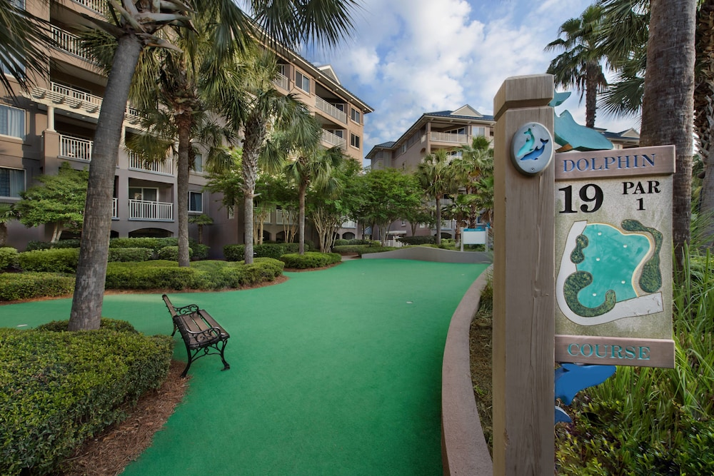 Mini-Golf, Marriott's Grande Ocean