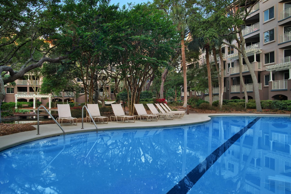 Outdoor Pool, Marriott's Grande Ocean