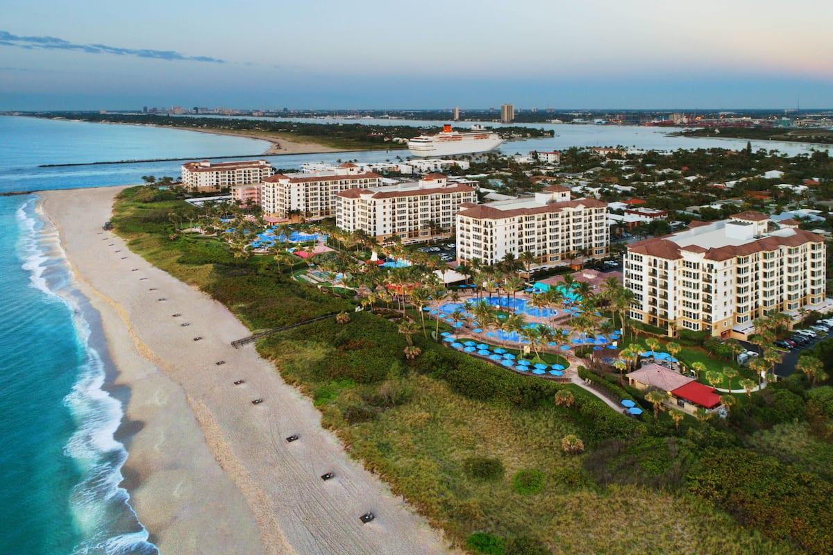 Marriott's Ocean Pointe in Palm Beach - West Palm Beach ...