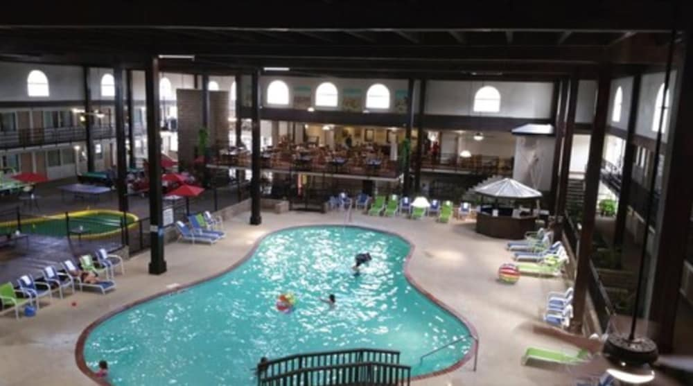 Indoor Pool, Pearl on the Concho SureStay Collection by Best Western
