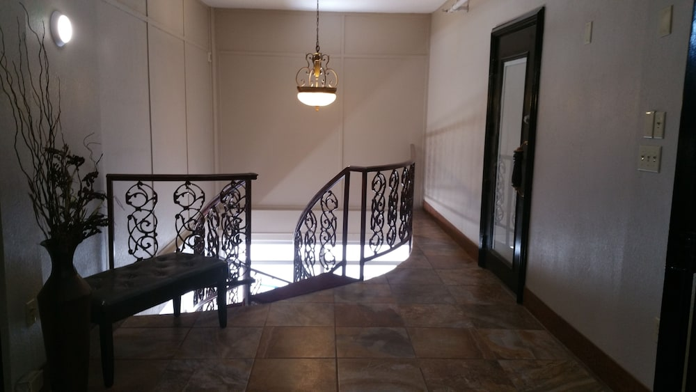 Staircase, Pearl on the Concho SureStay Collection by Best Western