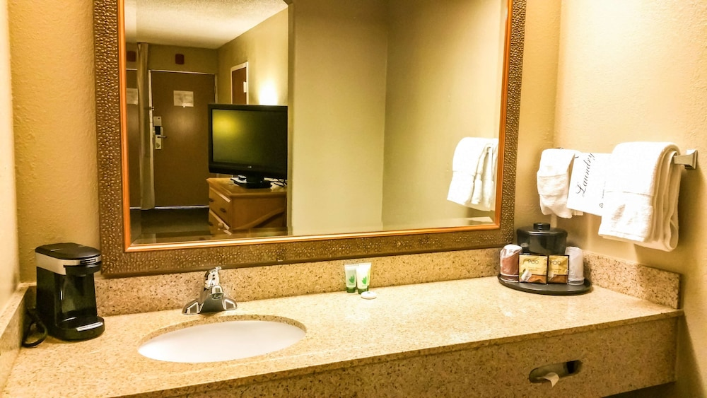 Bathroom Sink, Pearl on the Concho SureStay Collection by Best Western