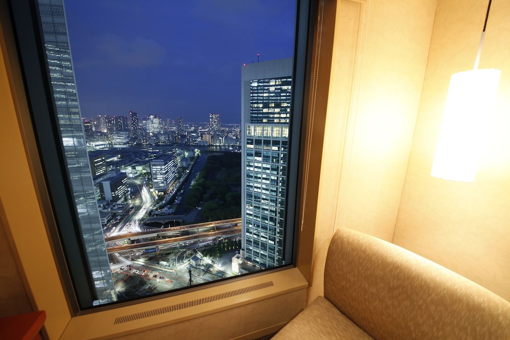 View from Property, The Royal Park Hotel Iconic Tokyo Shiodome