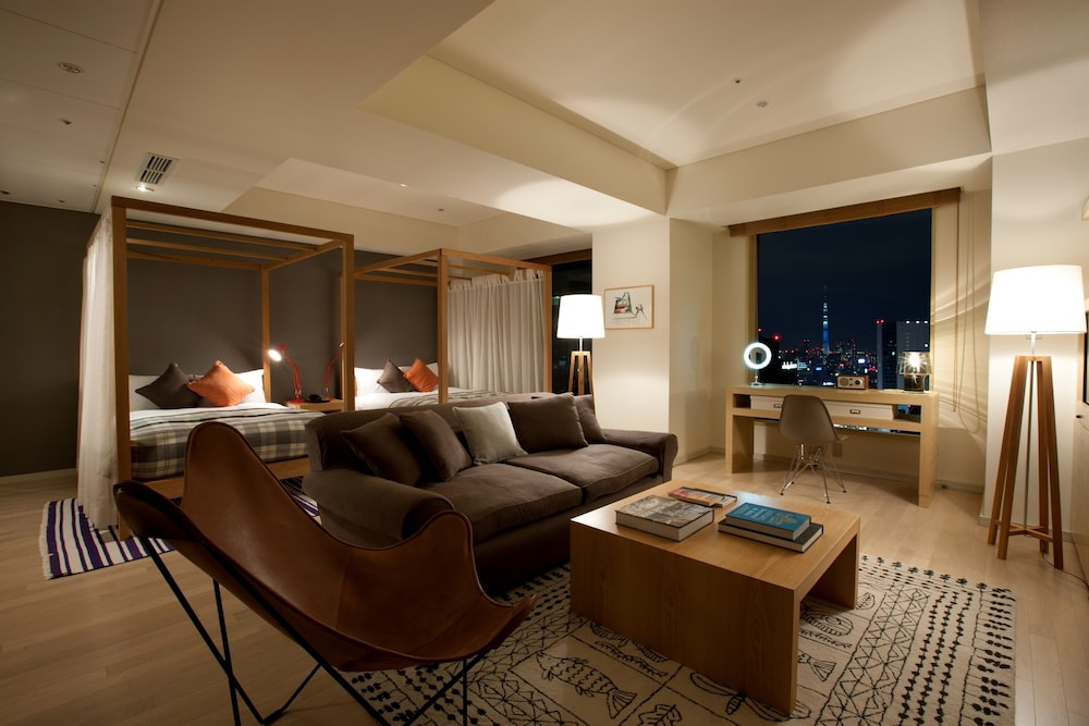 Living Area, The Royal Park Hotel Iconic Tokyo Shiodome