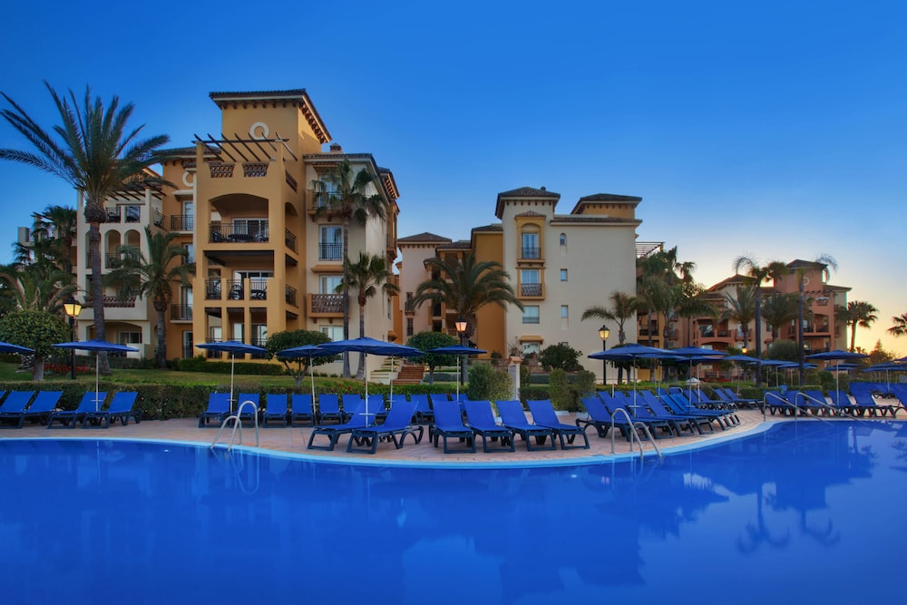 Outdoor Pool, Marriott's Marbella Beach Resort
