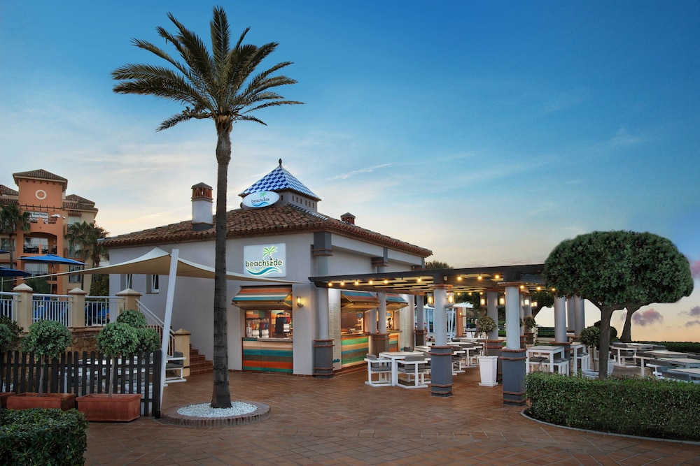 Beach Bar, Marriott's Marbella Beach Resort