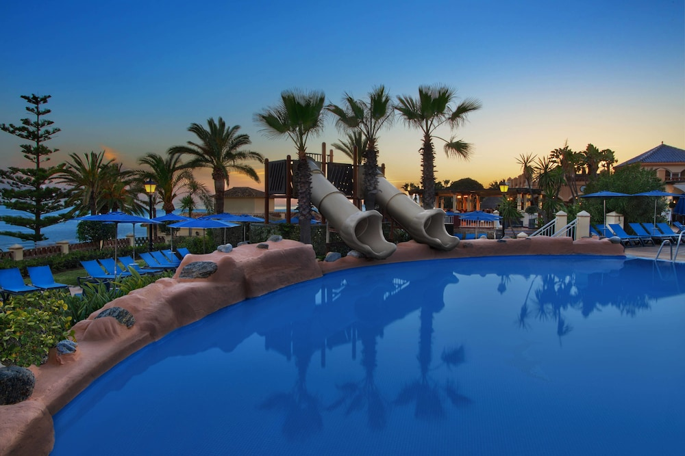 Waterslide, Marriott's Marbella Beach Resort