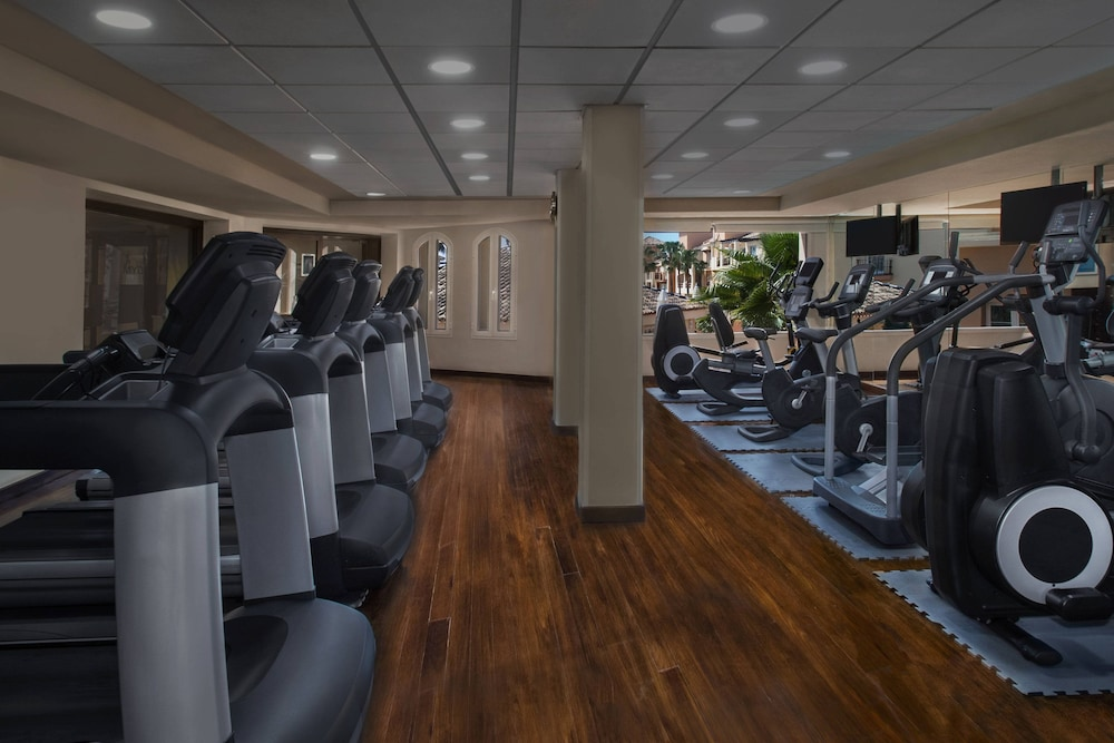 Fitness Facility, Marriott's Marbella Beach Resort