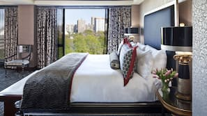 1 bedroom, Frette Italian sheets, hypo-allergenic bedding