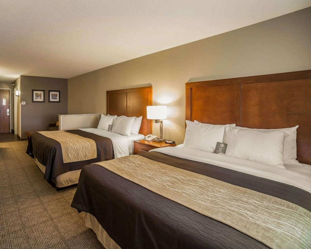Room, Comfort Inn & Suites Beaver - Interstate 15 North