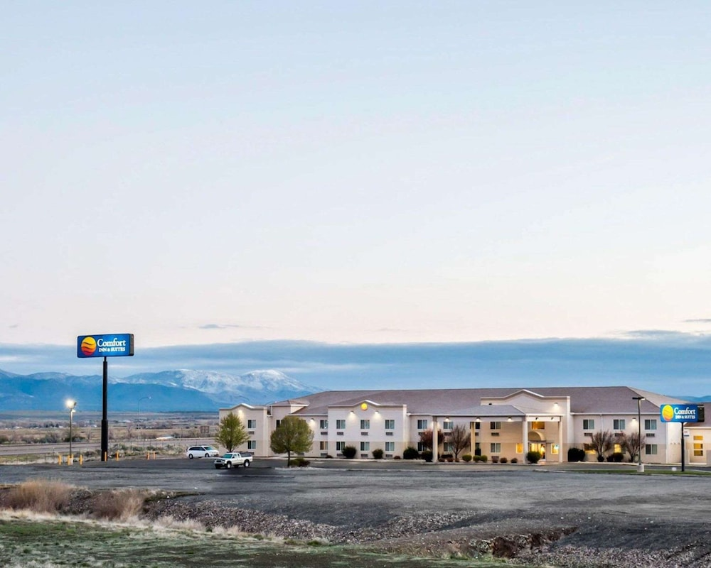 Exterior, Comfort Inn & Suites Beaver - Interstate 15 North