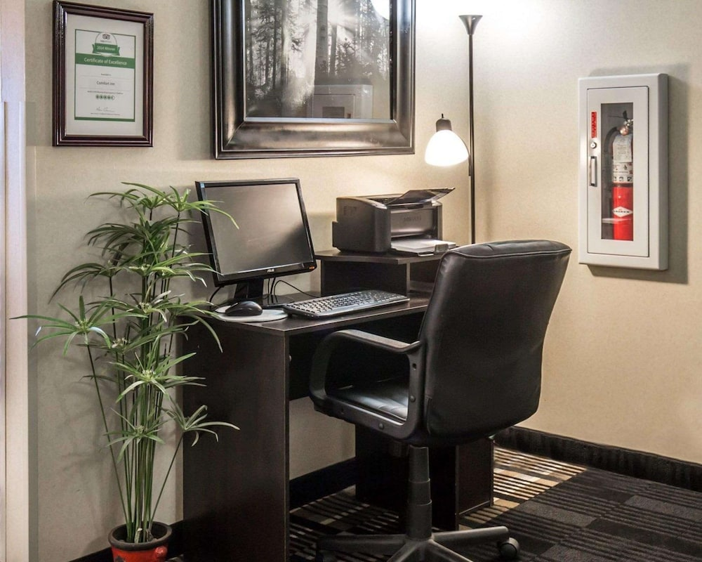 Business Center, Comfort Inn & Suites Beaver - Interstate 15 North