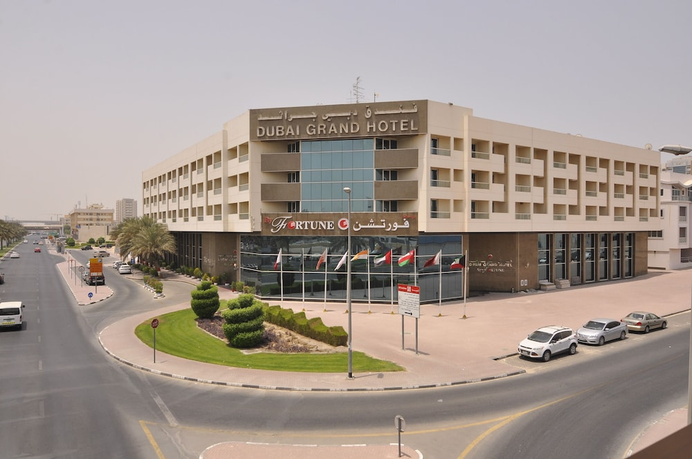 Book dubai grand hotel by fortune dubai hotel deals for Dubai hotel deals
