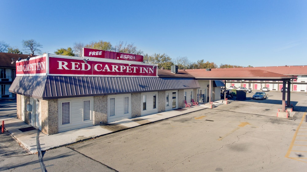 Front of Property, Red Carpet Inn - Louisville
