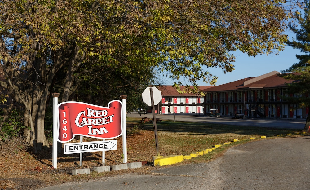 Featured Image, Red Carpet Inn - Louisville