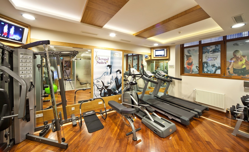 Sports Facility, GLK PREMIER Acropol Suites & Spa