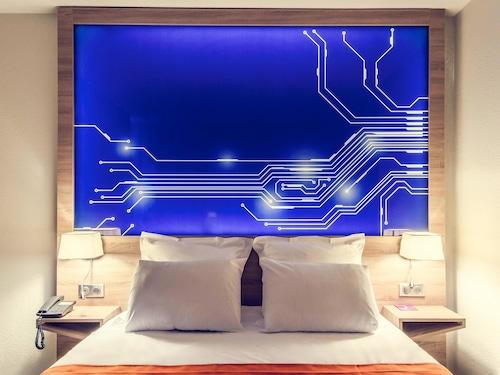 Hotel Mercure Poitiers Aquatis Site du Futuroscope