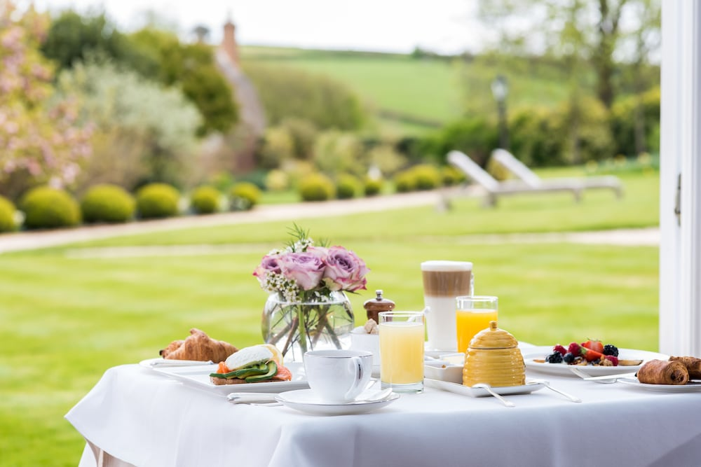 Breakfast Meal, Summer Lodge Country House Hotel