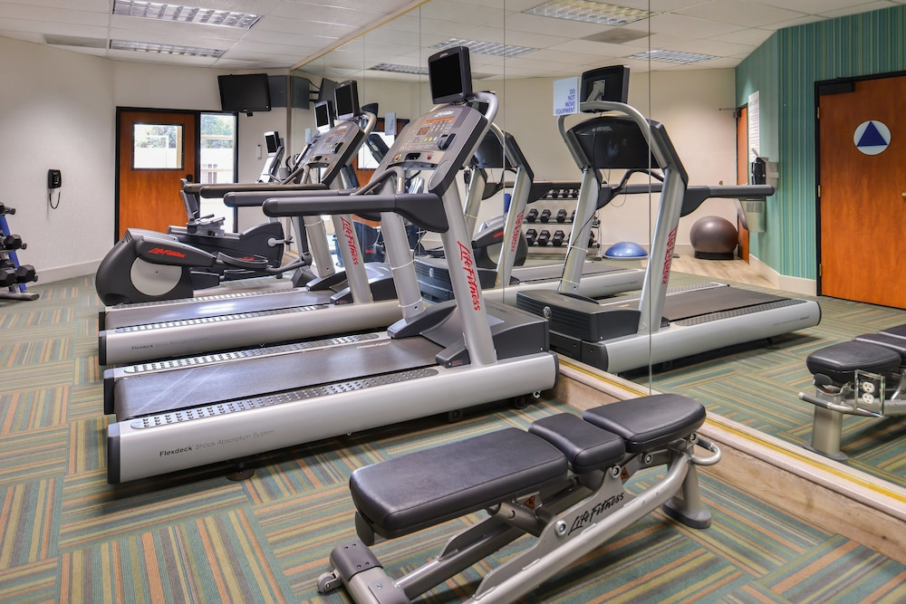 Fitness Facility, Holiday Inn Express Hotel & Suites Elk Grove Ctrl Sacramento