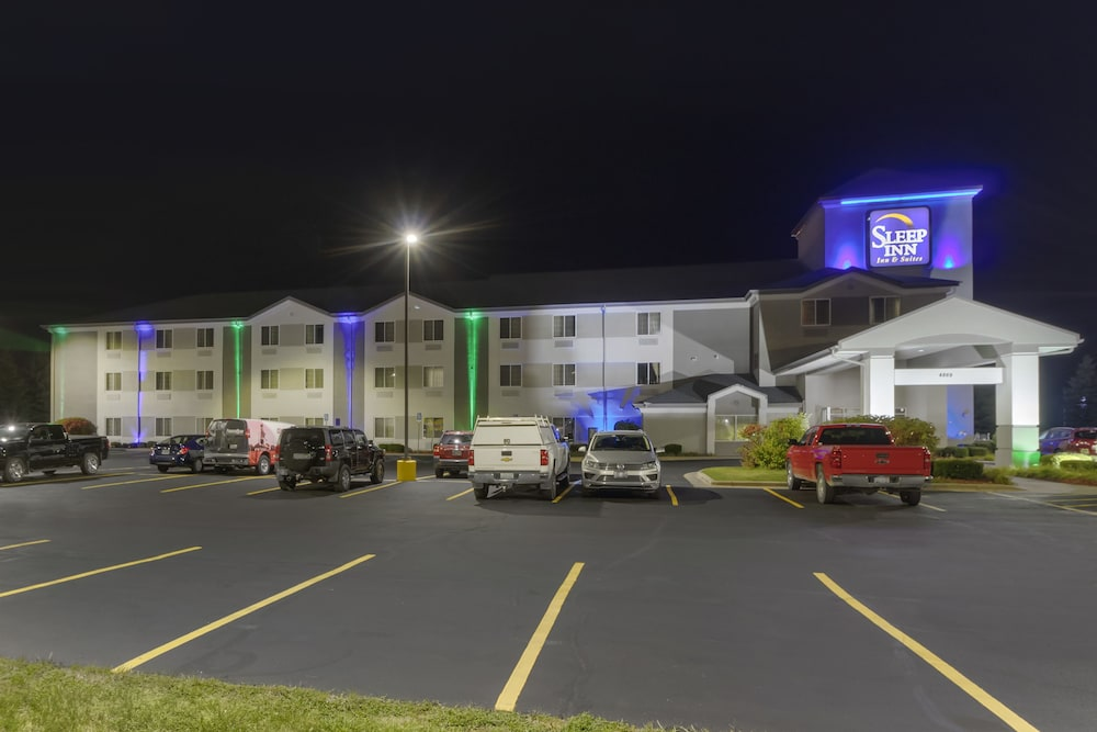 Featured Image, Sleep Inn & Suites Allendale