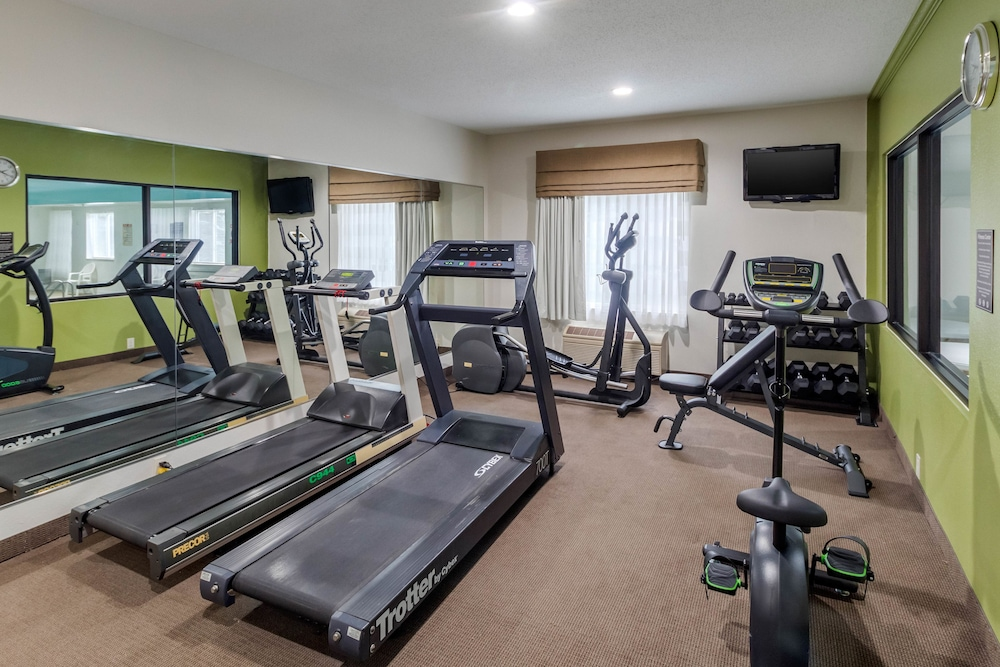 Fitness Facility, Sleep Inn & Suites Allendale