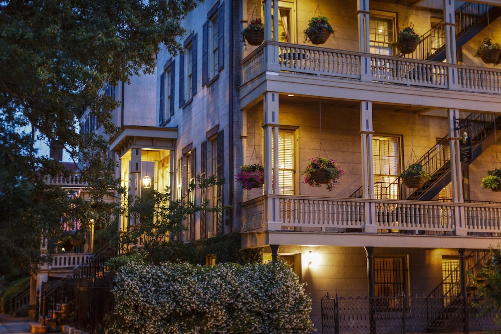Front of Property - Evening/Night, The Gastonian, Historic Inns of Savannah Collection