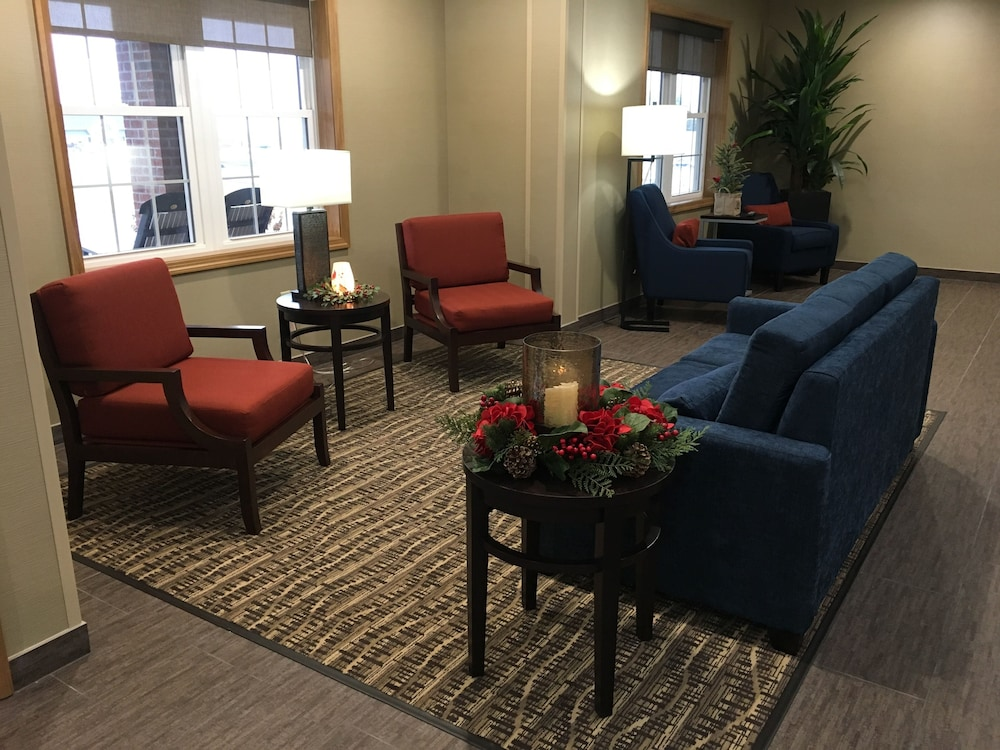 Lobby Lounge, Comfort Suites Hotel and Conference Center