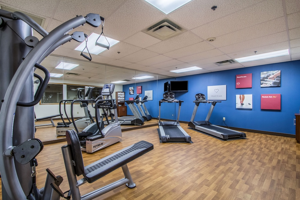 Gym, Comfort Suites Hotel and Conference Center
