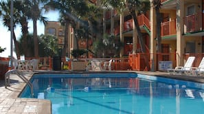 2 indoor pools, 9 outdoor pools, pool umbrellas, sun loungers