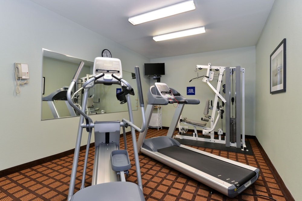 Fitness Studio, Microtel Inn & Suites by Wyndham Ft. Worth North/At Fossil