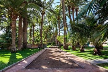 Avenida del Oasis, s/n, 35100 Maspalomas, Spain.