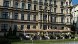 Le Palais Art Hotel Prague-hotels in Prague