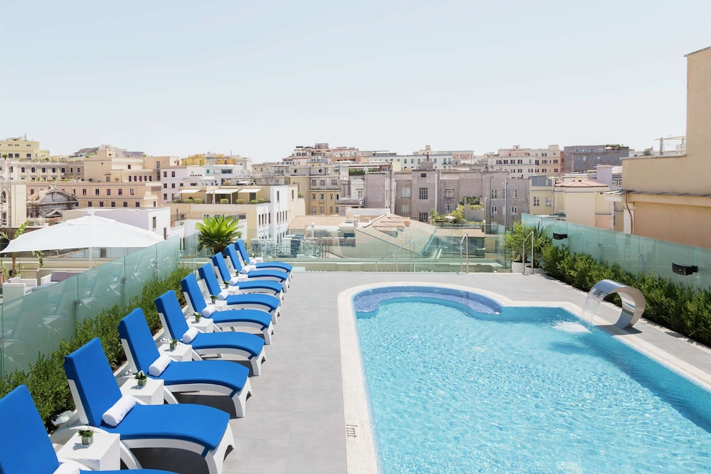 Pool, Aleph Rome Hotel Curio Collection by Hilton