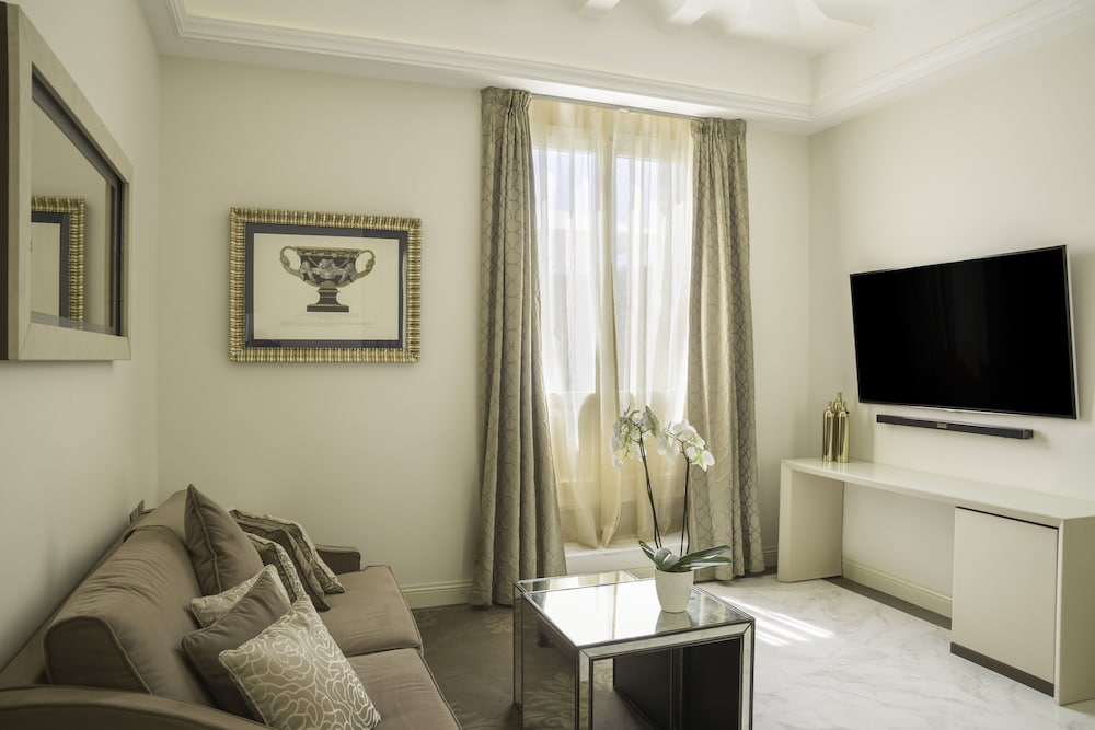 Living Area, Aleph Rome Hotel Curio Collection by Hilton